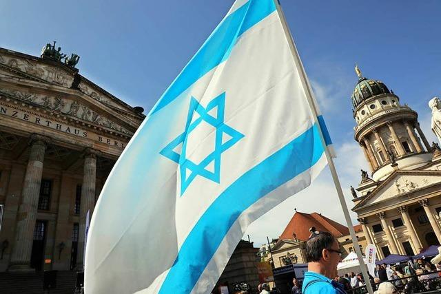 Besorgnis um Israel