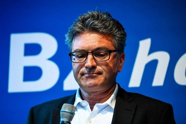 Dieter Salomon will keine öffentliche Abschiedsfeier