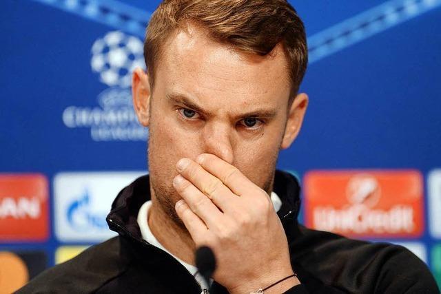 Manuel Neuer hat große Zweifel an seiner WM-Teilnahme