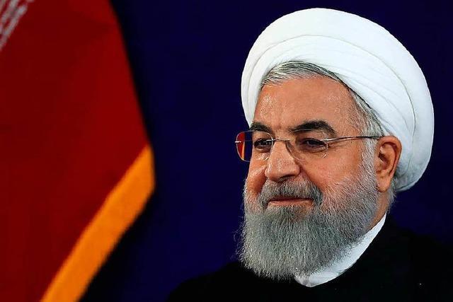 Atomstreit mit Trump: Der Iran hat ohnehin viele Schwierigkeiten