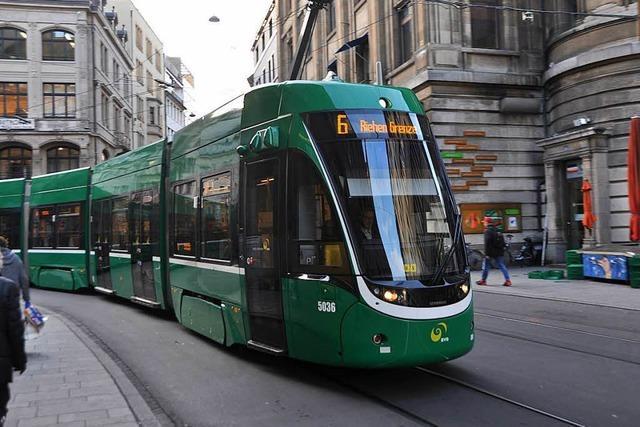 Soll die Tram von Basel nach Lörrach verlängert werden?