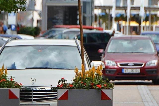 Rheinfelden bekommt Parkschein-Automaten – mit Brötchentaste