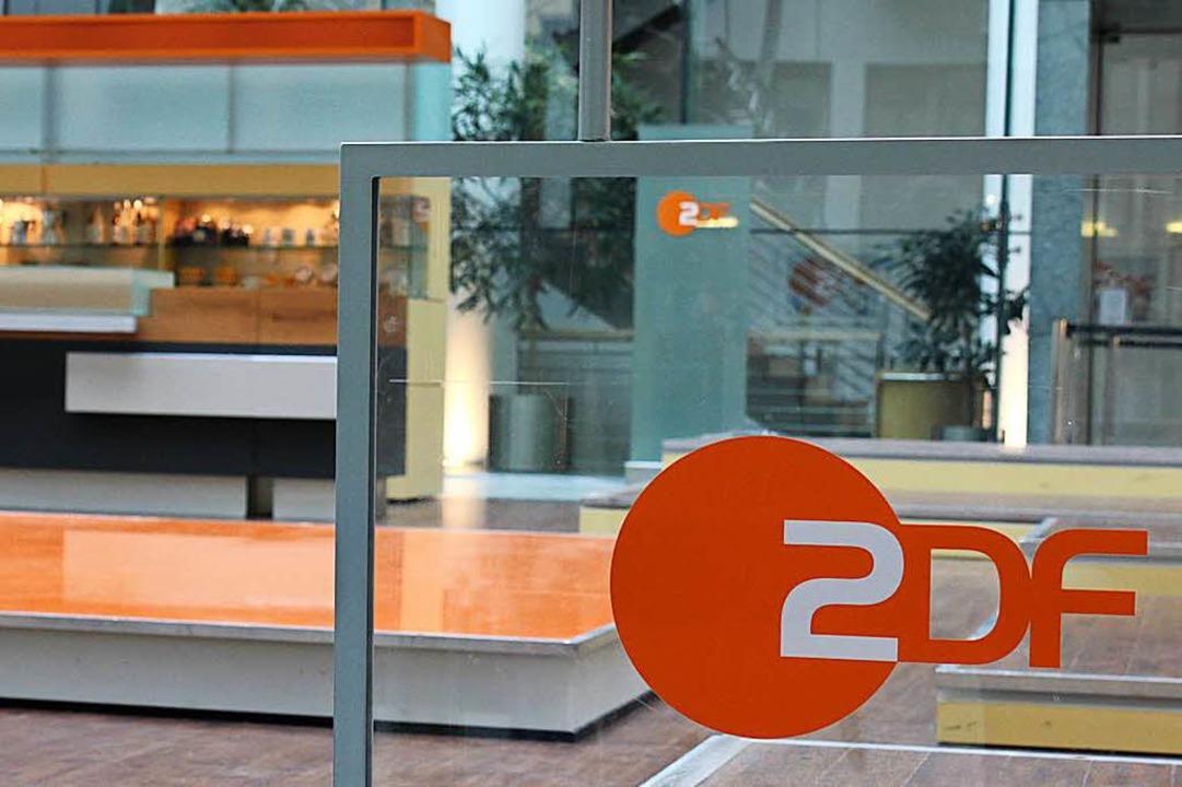 Zu Gast bei einer der größten Sendeanstalten Europas: beim ZDF  | Foto: Isabell Schulz (CC BY-SA 2.0)