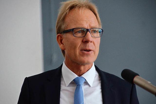 Zwei Rathäuser, ein Bürgermeister: Das wäre erlaubt – aber einmalig im Breisgau