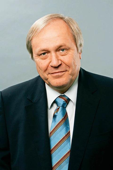 BZ-Gastautor Raoul Riedlinger.  | Foto: Bernd Lammel