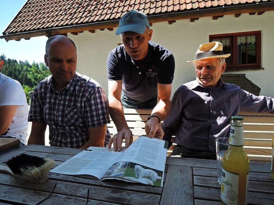 Die Lektüre der Nabu-Empfehlungen macht die Landwirte ratlos.  | Foto: Rita Reiser