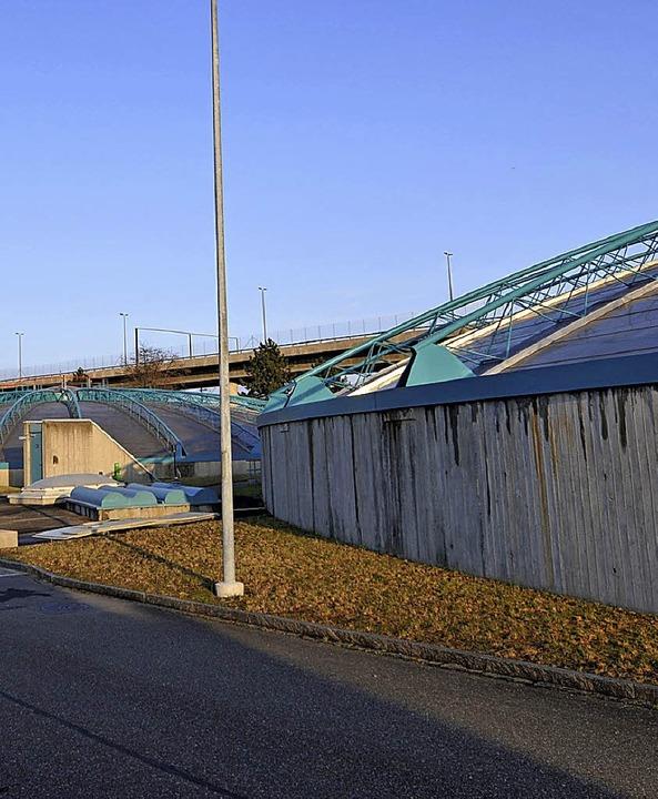 Die ARA Basel ist technisch nicht mehr auf Stand.  | Foto: bs.ch/Weiss