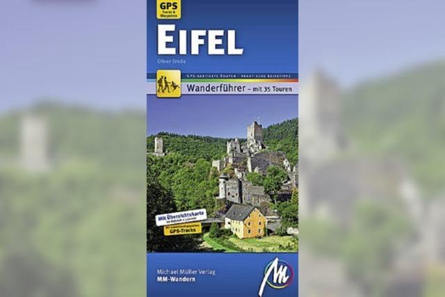Buchtipp Eifel