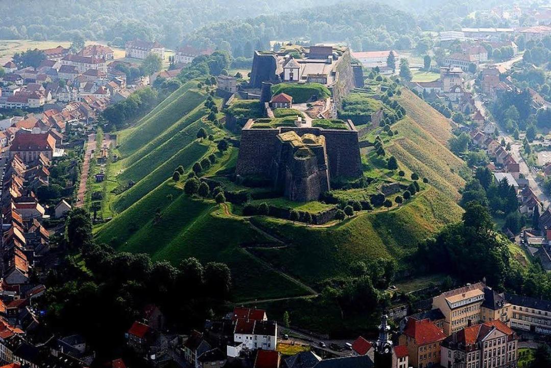 Die Zitadelle von Bitsch  | Foto: Tourisme du pays de Bitche
