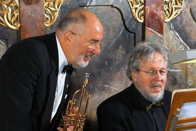 BZ-Card verlost 5 x 2 Tickets für glanzvolles Trompetenkonzert am Pfingsmontag in Ettenheimmünster