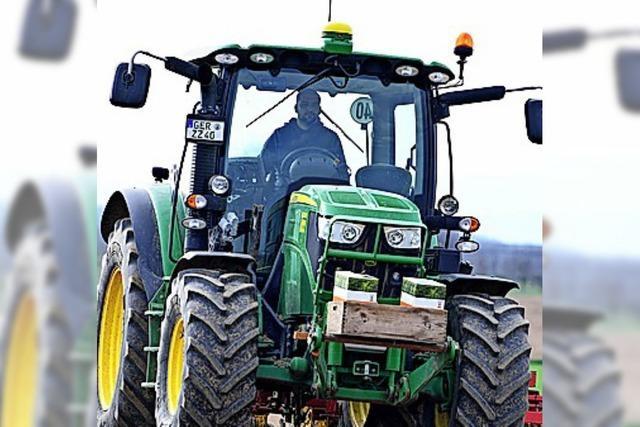 Traktoren mit Risiko