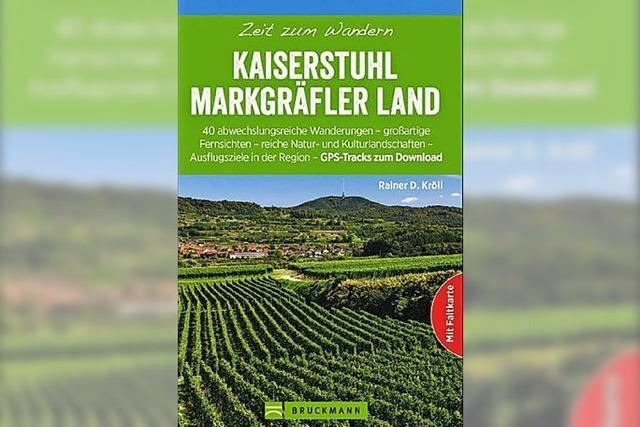 Wanderführer Kaiserstuhl