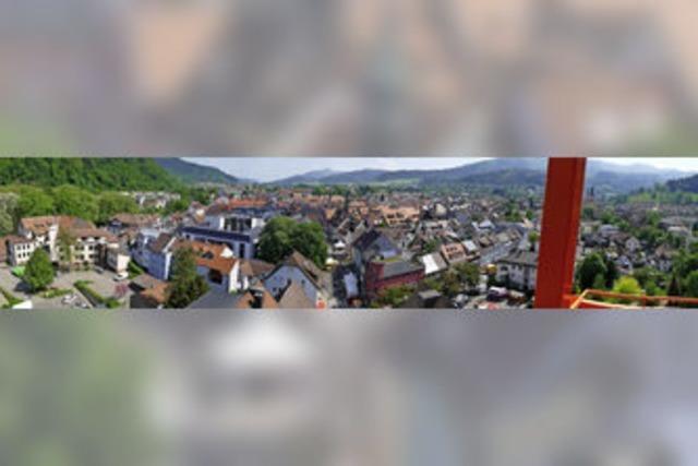 Überblick über die Heimattage-Stadt
