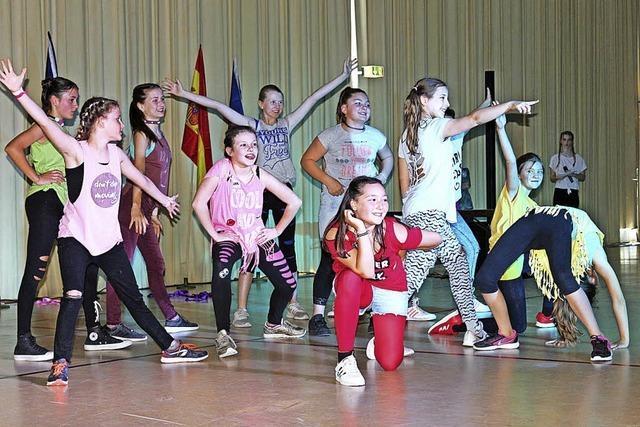 Freude an Choreografie und Tanz