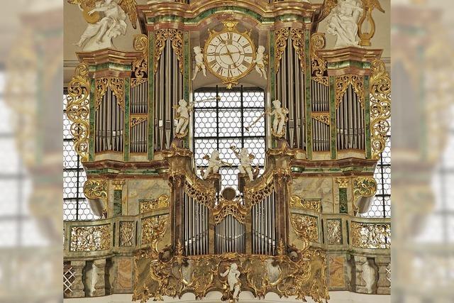 Mit Bach durch die Regio
