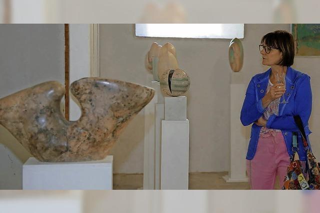Ausstellung der Künstlergruppe