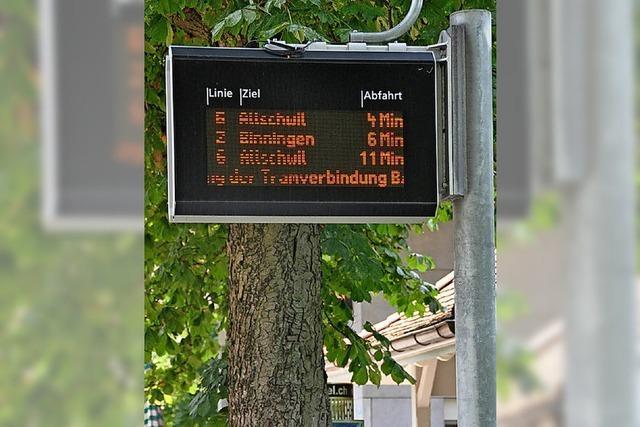 Gute Noten für ÖPNV in Nordwestschweiz
