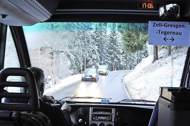 Bergland-Bus soll sonntags fahren