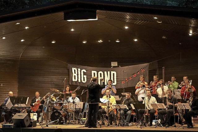 Big Band Elzach und The Big Sick Band in Waldkirch