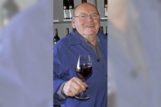 Ein Leben für Durbach, den Wein und den Kirsch