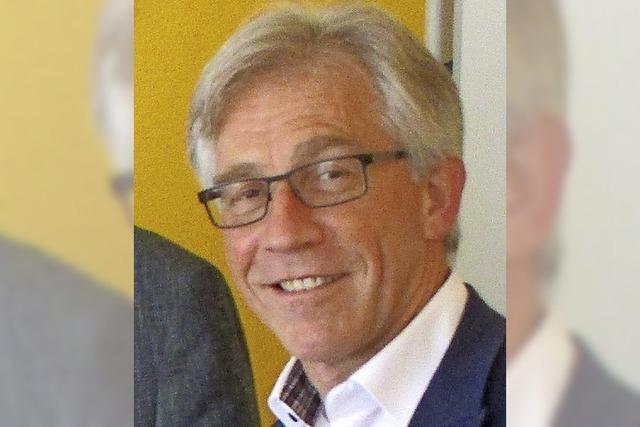 Dieter Karlin geht in den Ruhestand