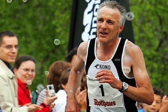 Rekordsieger Charly Doll über die Herausforderung Schluchseelauf