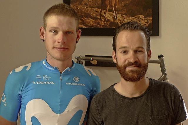 Zwei Profis und die große Lust auf die Tour de France