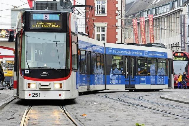 Neuordnung des Straßenbahn-Netzes sorgt für Unmut im Freiburger Westen