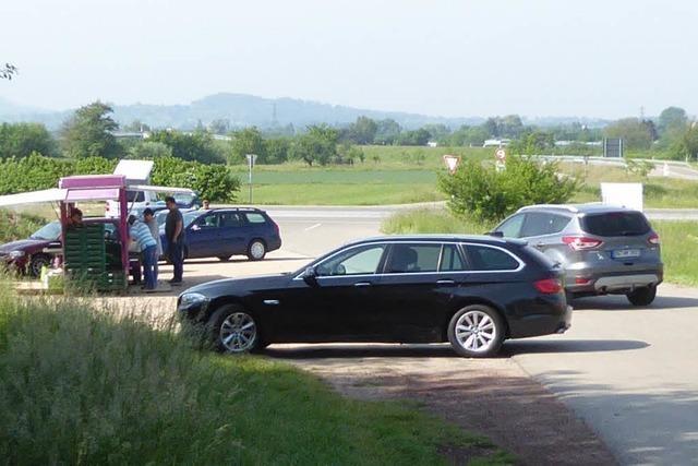 Leiche eines 43-Jährigen auf Parkplatz bei Offenburg gefunden