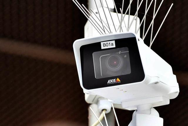Freiburg erwägt Kameras zur Verkehrsüberwachung