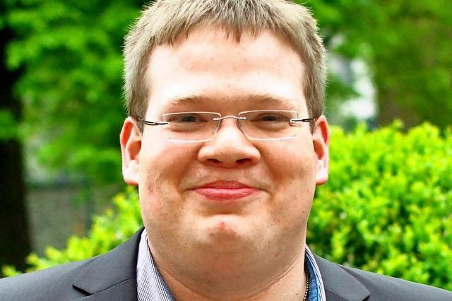 Am Sonntag wird Julian Donner aus Hasel zum Priester geweiht