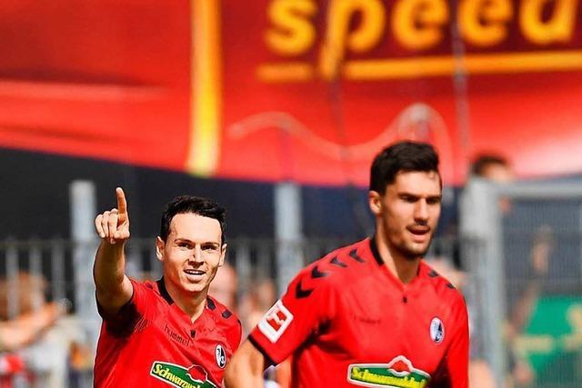 SC Freiburg besiegt Augsburg mit 2:0 und sichert den Klassenerhalt