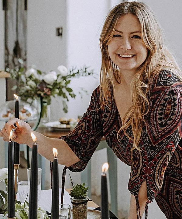 Expertin für nachhaltiges Feiern: Rosa Saar     Foto:  Marry Mag
