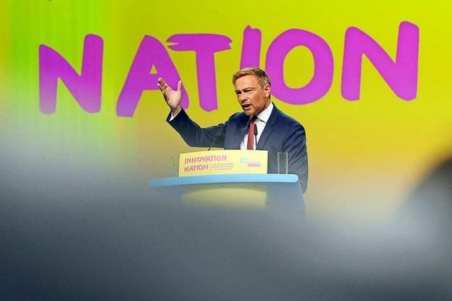 Was Christian Lindner auf dem FDP-Parteitag gefordert hat