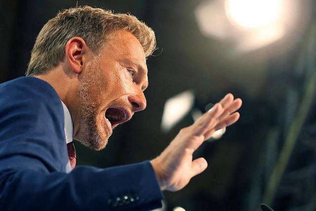 Warum Christian Lindner und die FDP neue Ziele suchen müssen