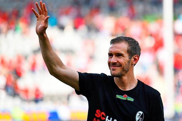 Video: SC-Kapitän Julian Schuster: