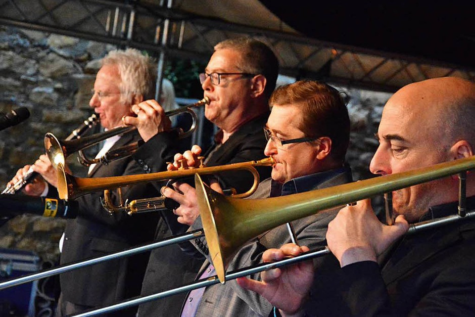 Allotria Jazzband (Foto: Barbara Ruda)