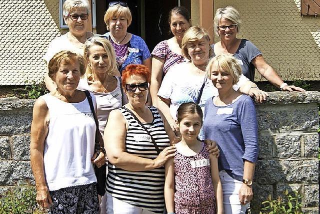 Polnische Pflegerinnen finden Anschluss zu Görwihlern
