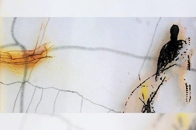 Kunst von Ulrike Schräder im Depot K.