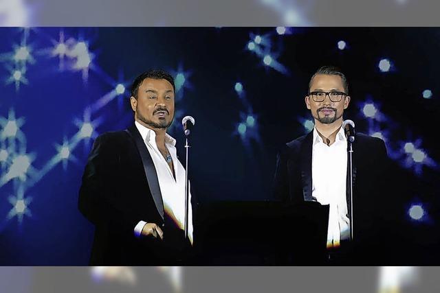 Toni di Napoli und Pietro pato in Löffingen