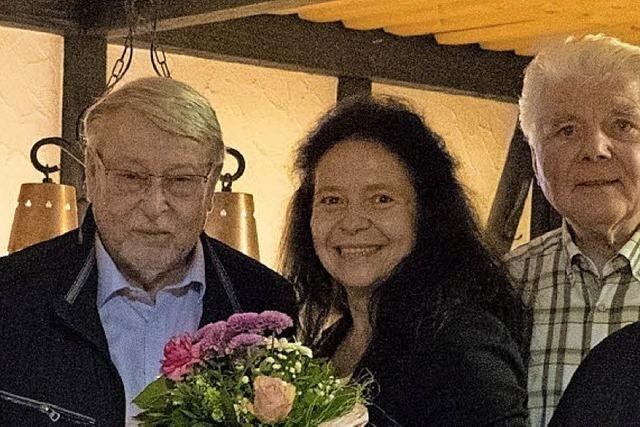 Ute Haas führt die CDU