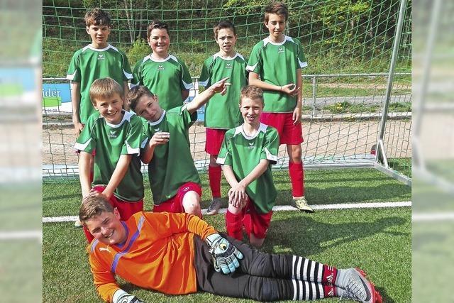 Junge Kicker qualifizieren sich für das Finale