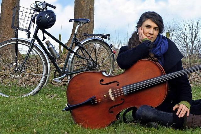 Musikalische Reise mit der Cellistin Ida Riegels in Kippenheim, Altenheim und Offenburg