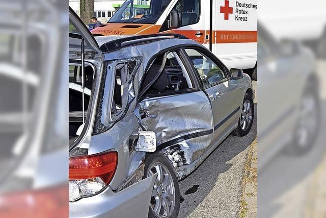 51-Jährige stirbt am Unfallort
