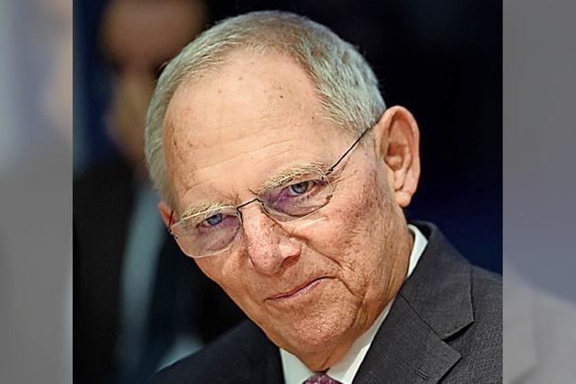 Schäuble trifft Biermann