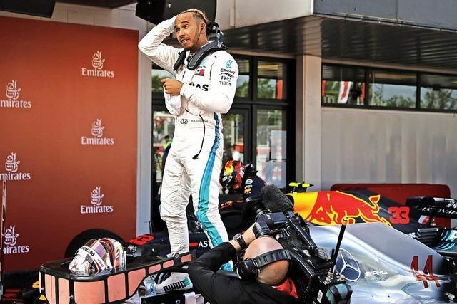 Ferrari verpokert sich