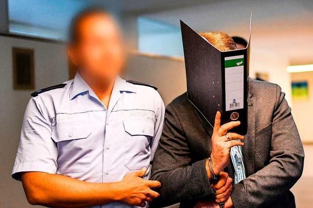 Staufener Missbrauchsfall: Soldat bestreitet weitere Taten