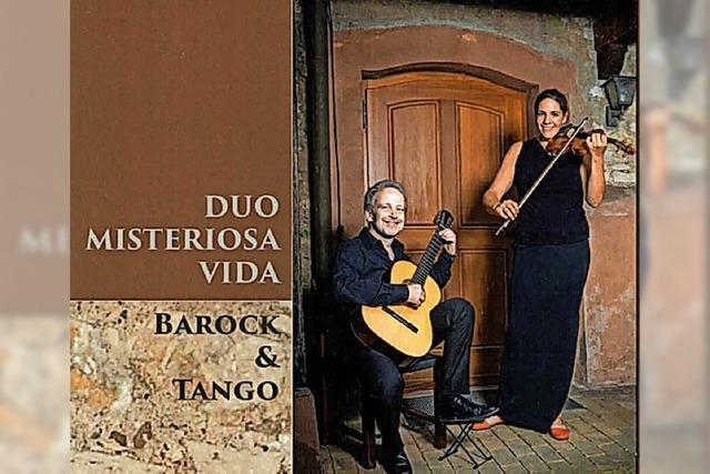 REGIO-CD: Barock & Tango aus dem Breisgau