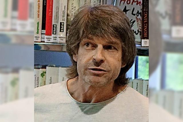 Heimat-Autor stellt Krimi vor