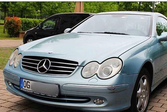 Tötungsdelikt in Offenburg: Wem ist der Mercedes CLK aufgefallen?